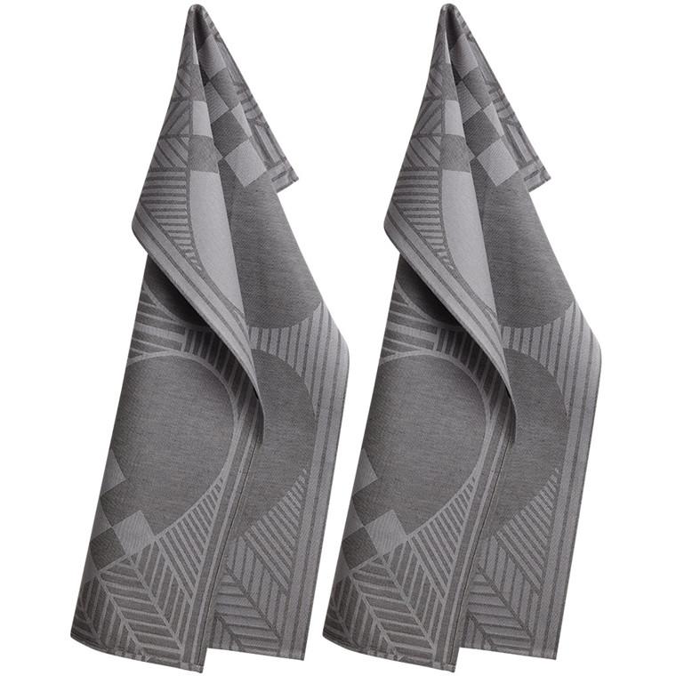 2 PCS. CHRISTMAS Tea towels