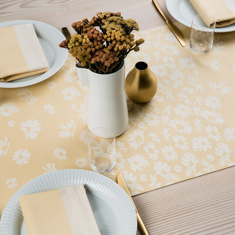 DAISY table runners Sunbeam