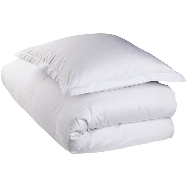 ENGESVIK sängkläder by hand White