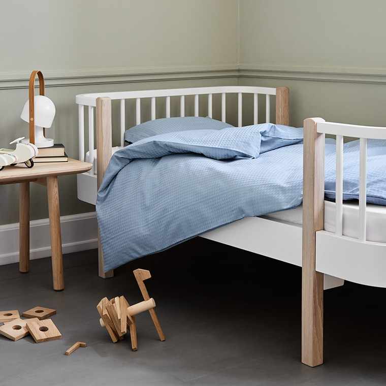 FACET baby and junior bed linen  Powder Blue