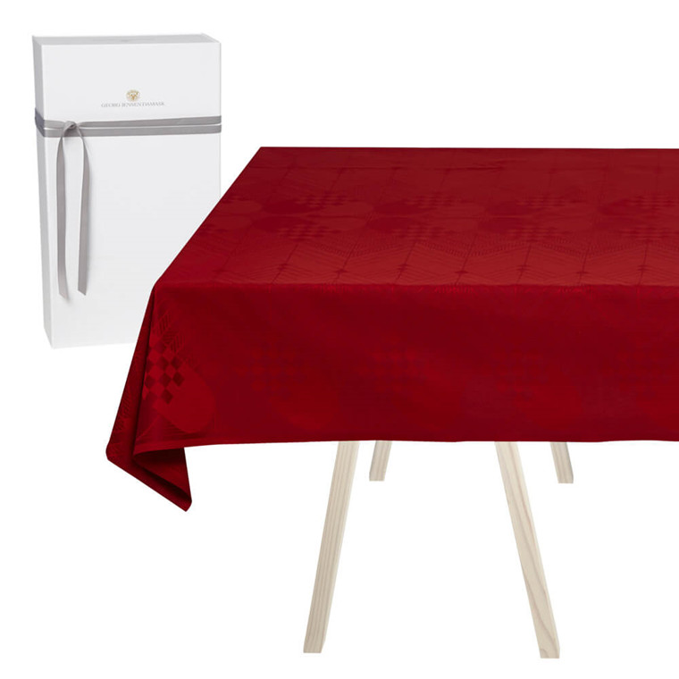 1 CHRISTMAS TABLECLOTH