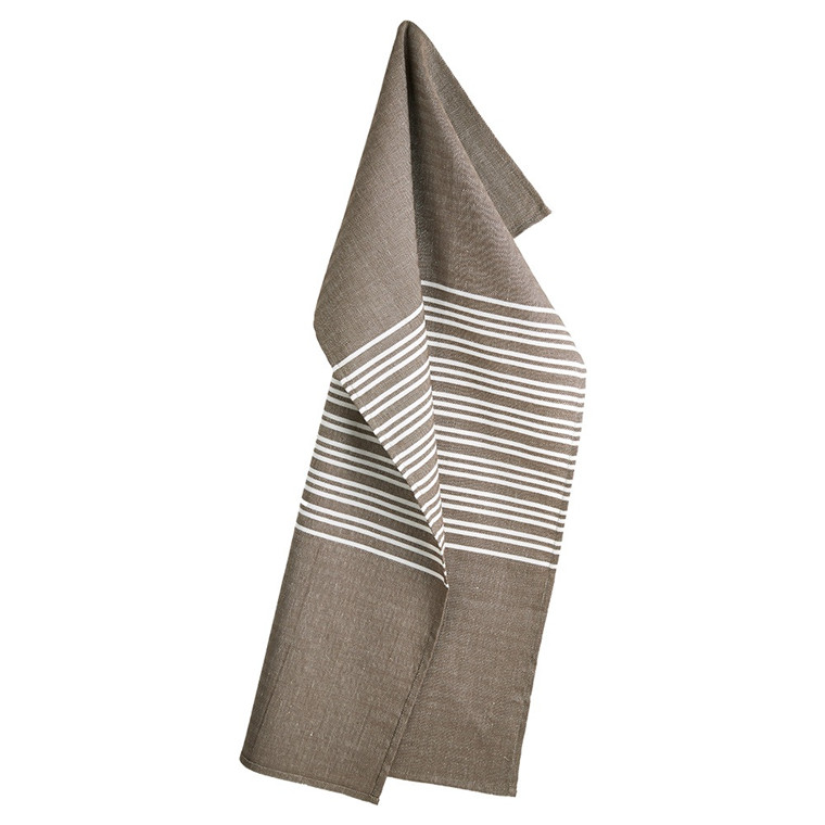 HORIZONTAL tea towels Walnut