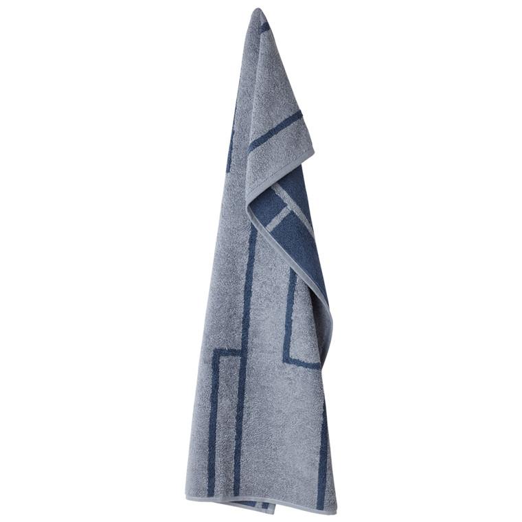 MOSAIC gæstehåndklæde Str. 40X70