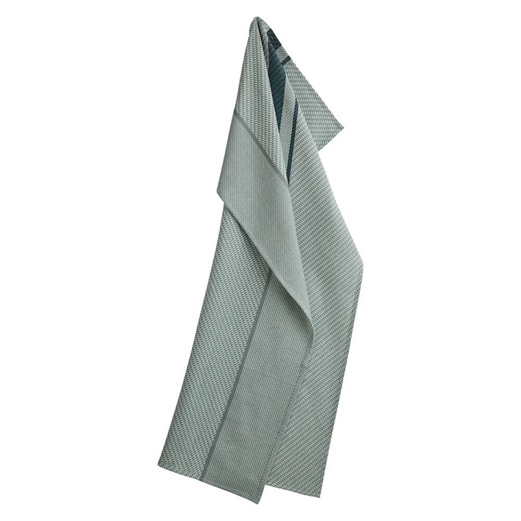 NORS tea towels Dusty Green