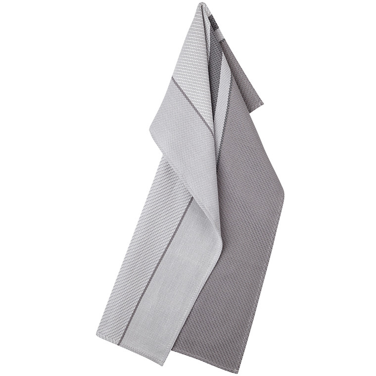 NORS tea towels Storm Grey