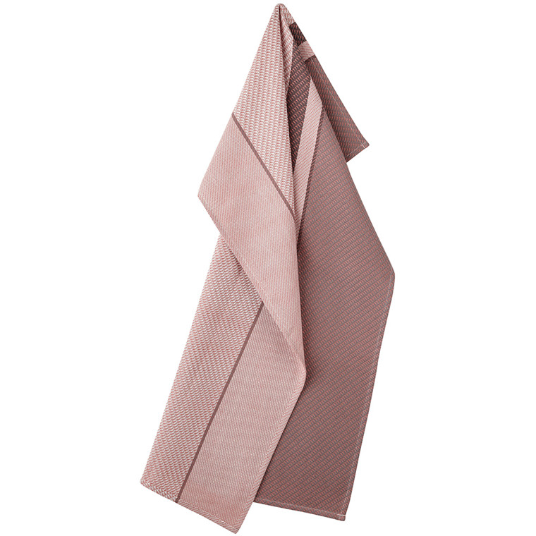 NORS tea towels Taupe Rose