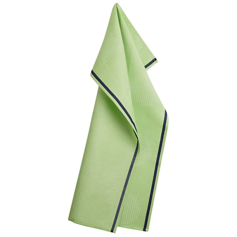 POINTS tea towels Spring Leaves