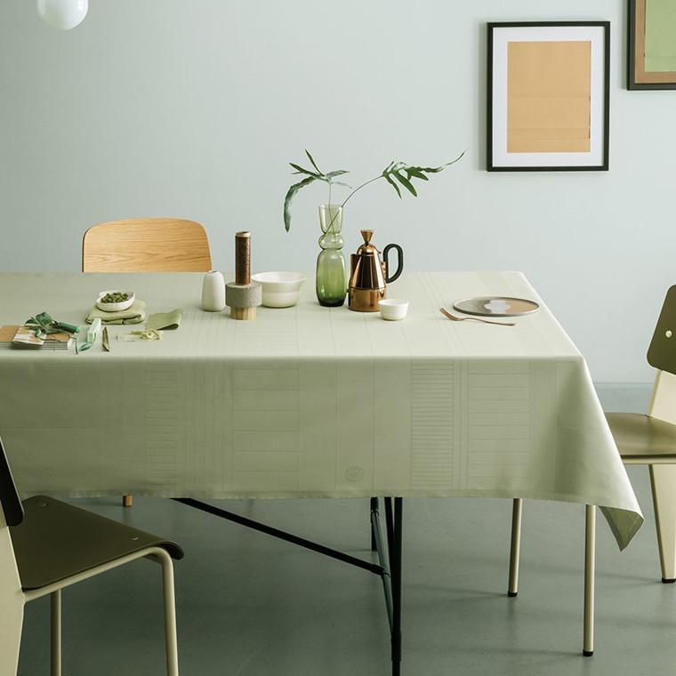 STILL LIFE tablecloths Pale Matcha