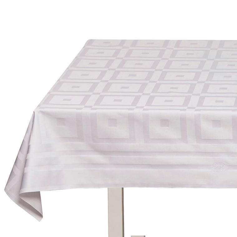 SQUARE tablecloths White