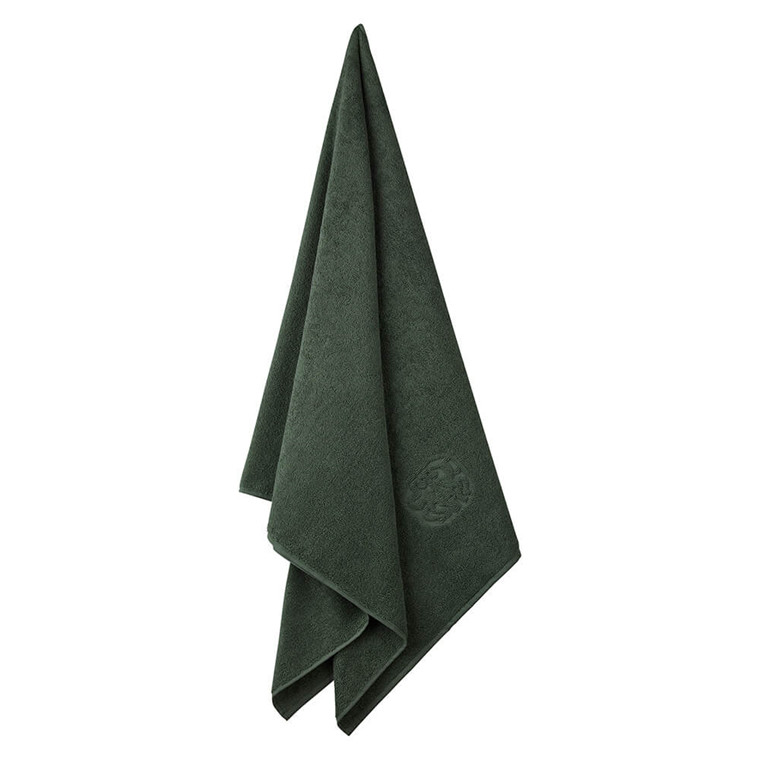 Bath Towels Dusty Army