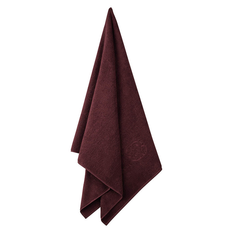 Bath Towels Dusty Wine