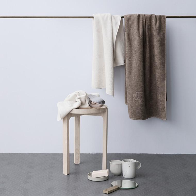Badehåndklær Str. 70 x 140