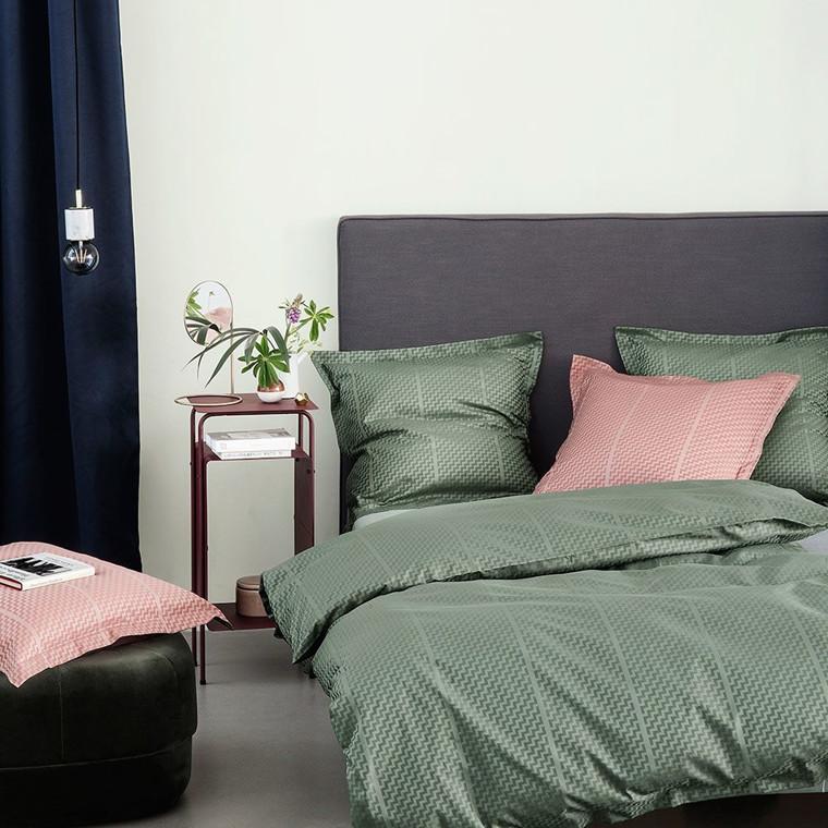 Tripp sengetøy Fir Green