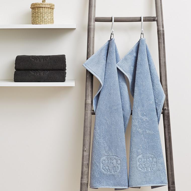 Gæstehåndklæder Str. 40 x 70