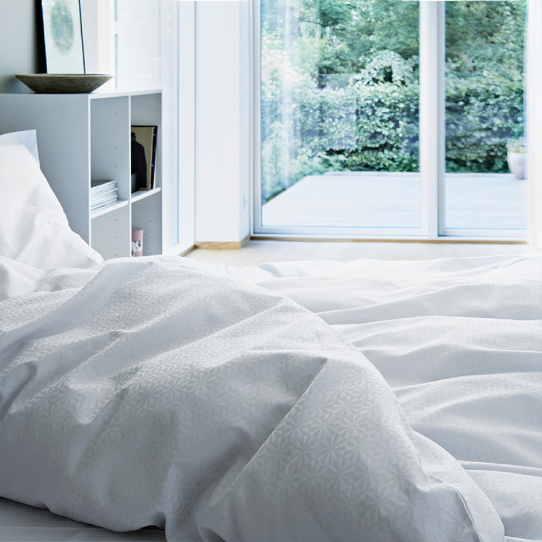 WINDMILLS bed linen White