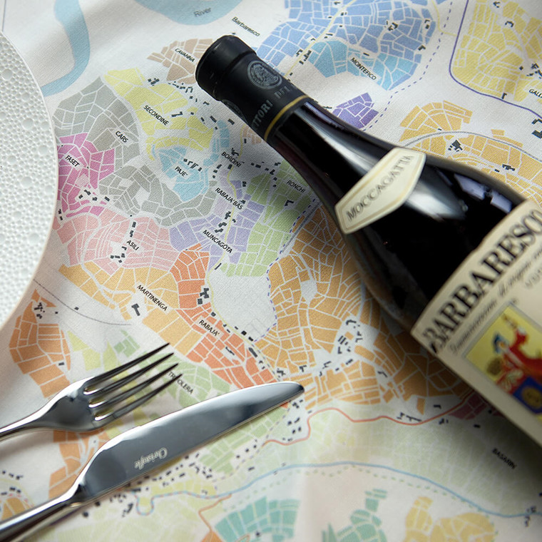 PIEMONTE // BARBARESCO tablecloths