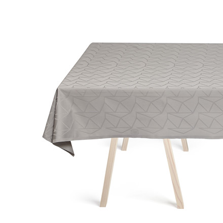 ARNE JACOBSEN tablecloths Opal Grey