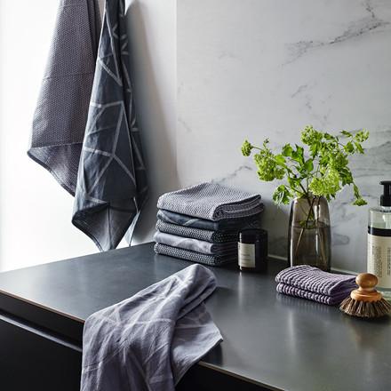 ARNE JACOBSEN oppvaskhåndklær  Dusty Lavender
