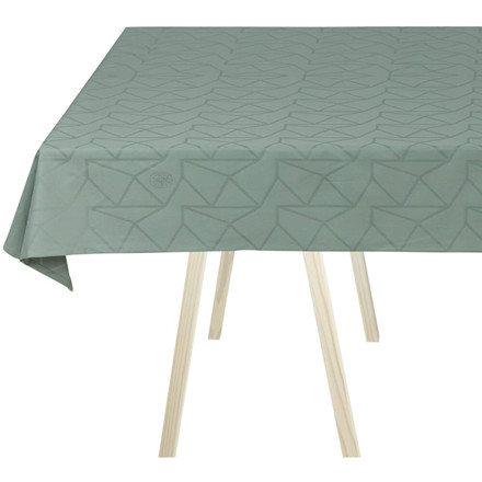 ARNE JACOBSEN damaskduk Dusty Green