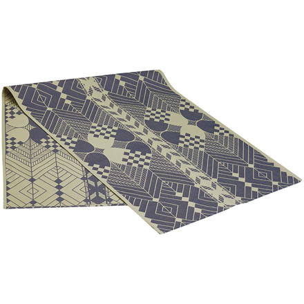 CHRISTMAS table runners Blue Gold