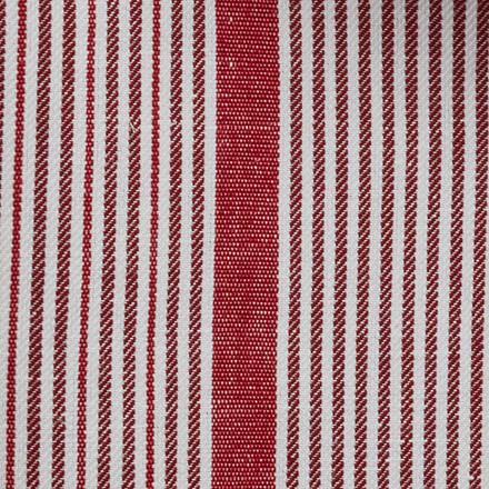 COMET viskestykker Deep Red