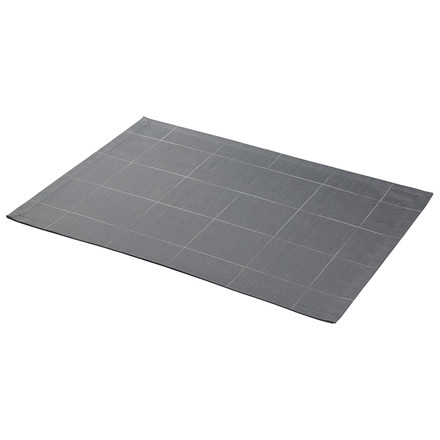 ENGESVIK by hand placemats Winter Grey