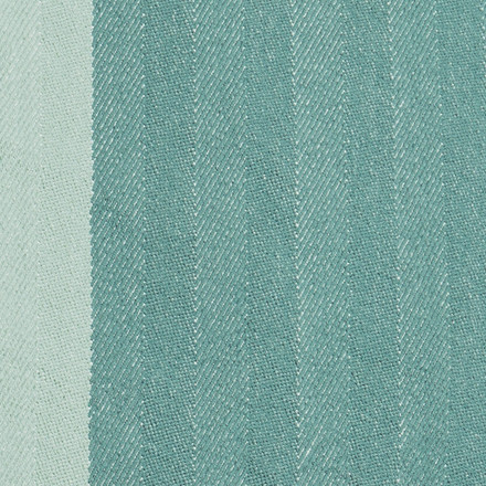 HERRINGBONE bordløber Jade Green