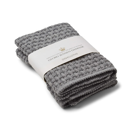 NORS dishcloth Grey Melange