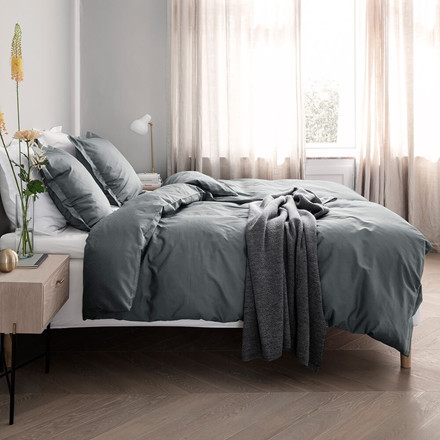 NORTHERN LIGHT bed linen Grey Blue