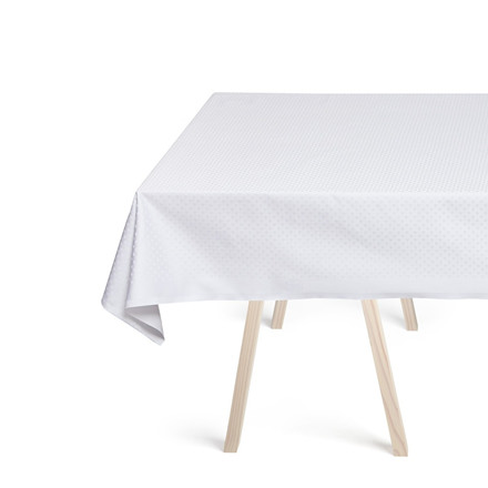SNOWFLAKES tablecloths White