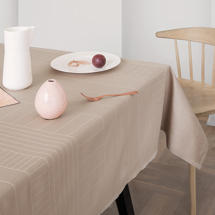 STILL LIFE tablecloths Cinnamon Dust