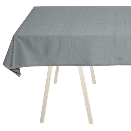 STILL LIFE tablecloths  Grey Blue