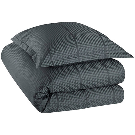 TRIPP sengetøj Dark Grey