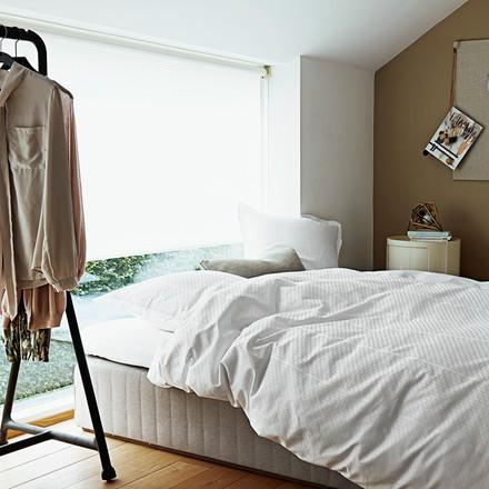 TRIPP BED LINEN white
