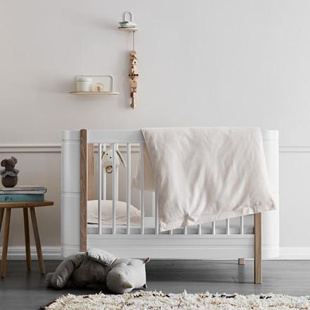 YPSILON baby og junior sengetøj Creme