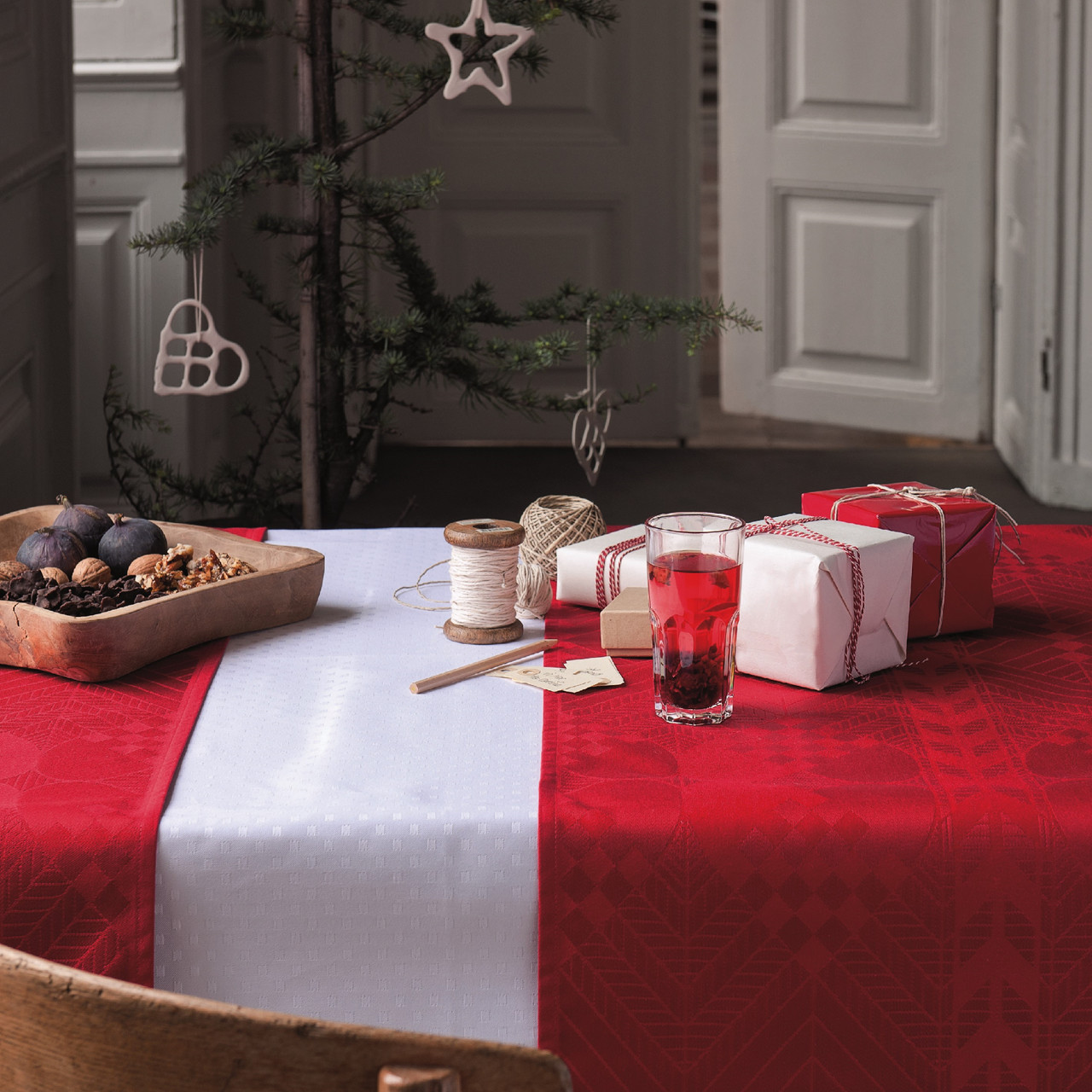 scandinavian design have represented the quintessence of christmas