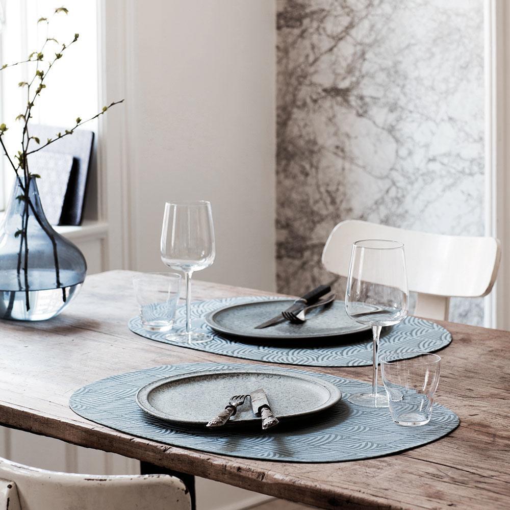 nanna ditzel placemats georg jensen damask. Black Bedroom Furniture Sets. Home Design Ideas