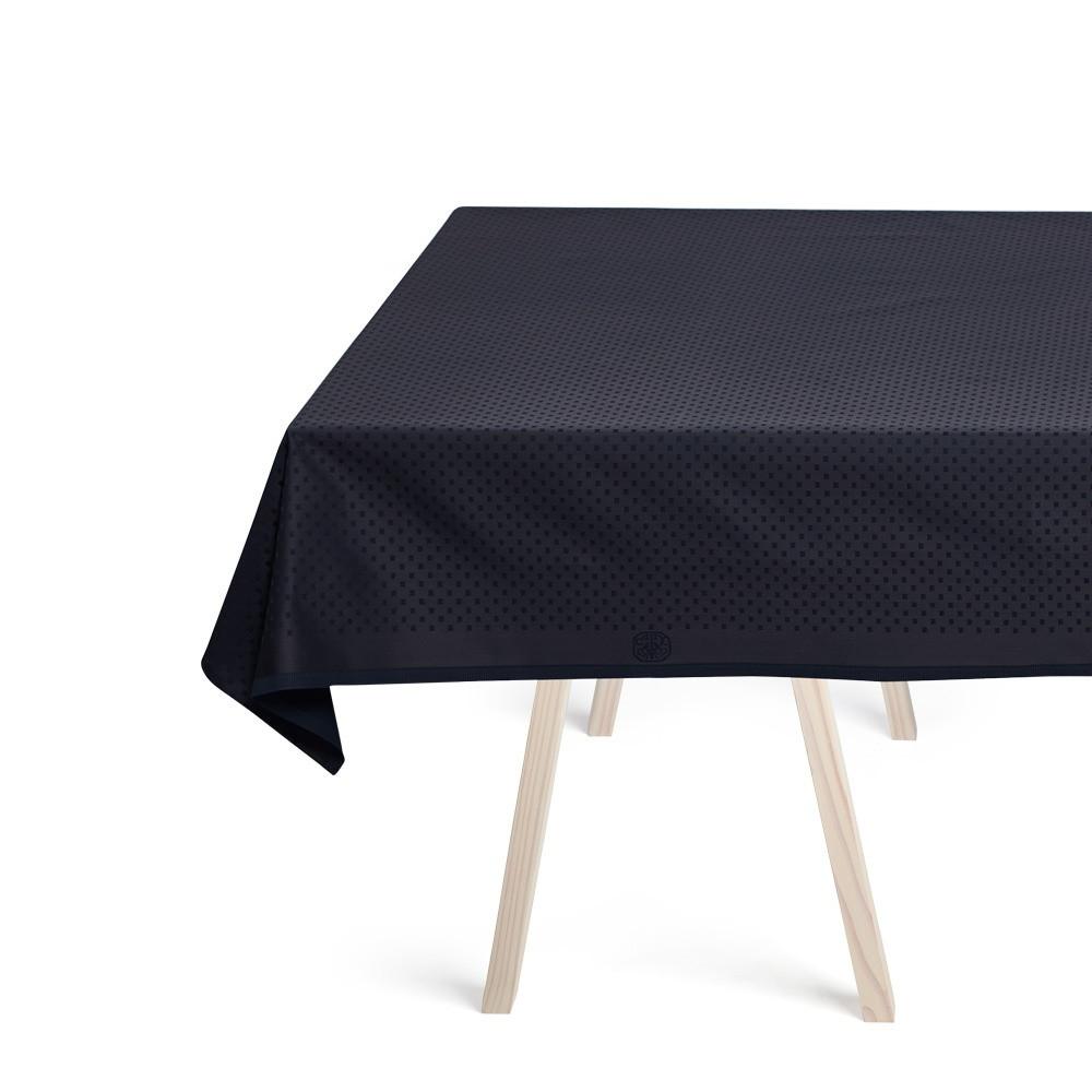 SNOWFLAKES Tablecloths Dark Blue