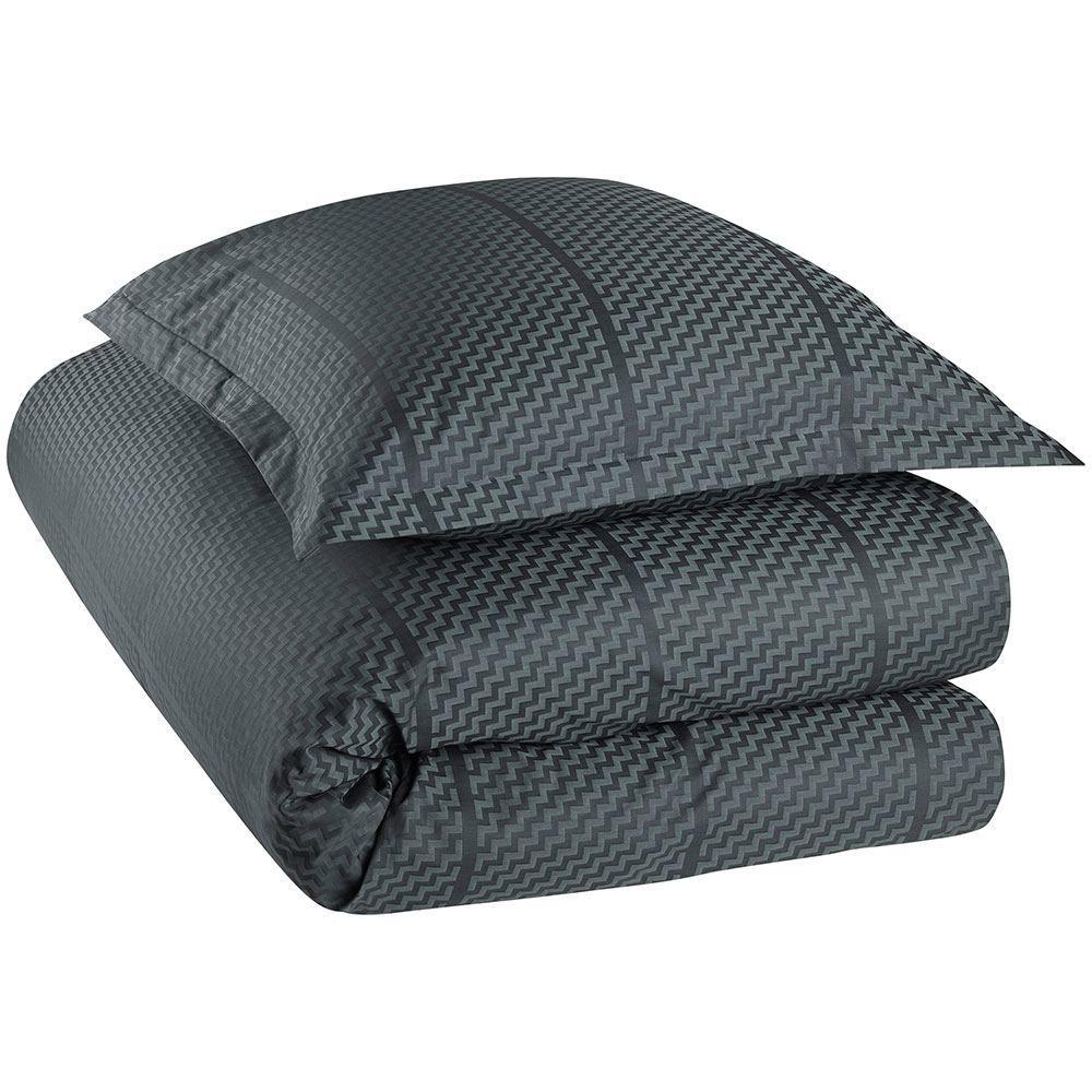 be54e2b4081 TRIPP sengetøj dark grey. Design af Georg Jensen Damask - Georg ...