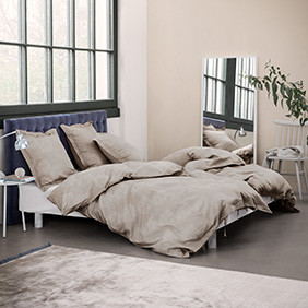 When we weave cotton bedding, we always use the best Egyptian cotton
