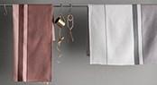 Viskestykker, Køkkenhåndklæder og Køkkenstykke