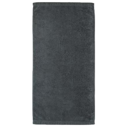 Cawö håndklæde Life Style Uni 50x100 Koks grå