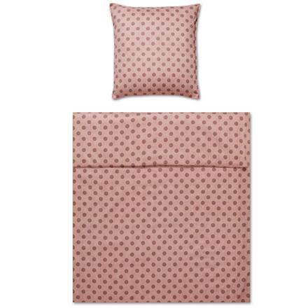 YES! Spot Powder Maco-satin sengetøj 764/1 135x220