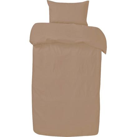 Amadora Stone washed sengetøj sand 140x200