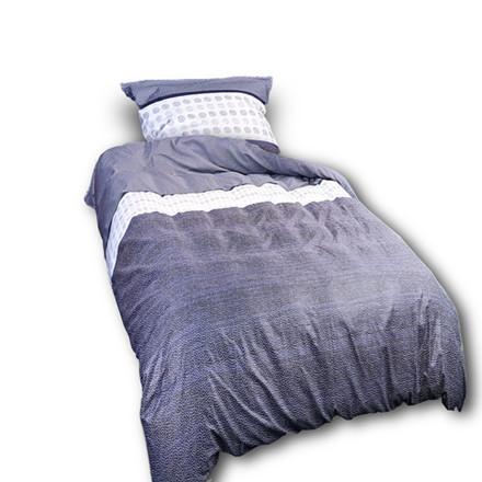 Koyto ægyptisk bomulds satin sengetøj 140x200