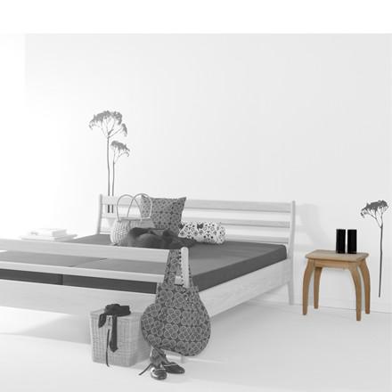 Villy Nørgaard Samba natbord 9604 sæbebehandlet eg