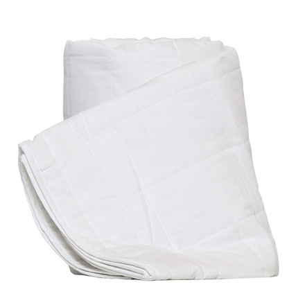 Stella sengetæppe hvid 260x260