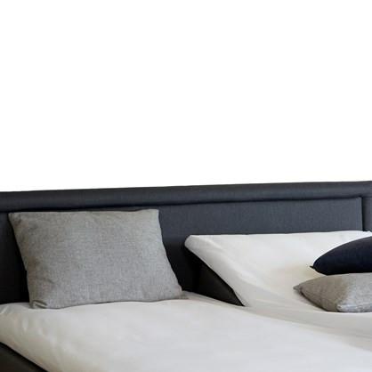 Bedroom Collektion splitlagen til Wonderland topmadras U-90 hvid 180x210x5