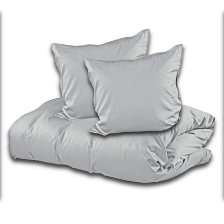 Sopire bambus sengetøj til dobbeltdyne lys grå 240x220