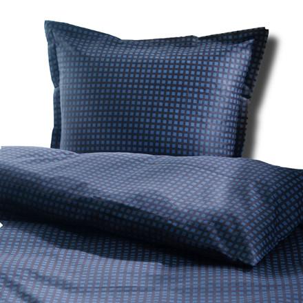 Oscar grå sengetøj i 100% bomuldssatin 140x220